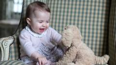 Нарекоха червило на принцеса Шарлот