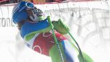 Словенката Илка Щухец спечели спускането във Вал Гардена