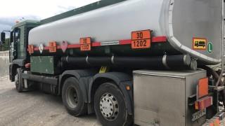 Запечатаха цистерна с 8 тона нелегално гориво в Девин