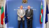 Министър Кралев обсъди с посланика на Аржентина предстоящите в Буенос Айрес Младежки олимпийски игри