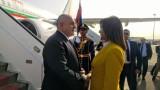 Борисов на срещата на върха ЕС–Арабската лига в Египет