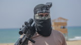 От Газа изстреляха ракети по Израел