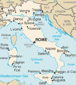 Многохиляден митинг в Рим