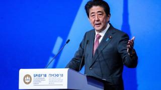Шиндзо Абе: Нуждаем се от мирен договор с Русия