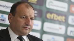 Шеф в Лудогорец: Дерменджиев е най-успешният треньор в България, ще се справи в Левски