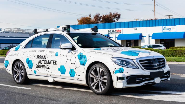 Повишаването на такситата за самостоятелно шофиране и автономните такива в