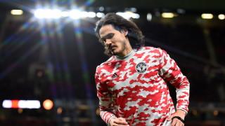Кавани няма намерение да бъде резерва на Роналдо през този сезон