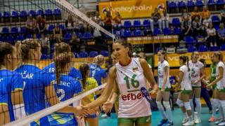 """Волейболните """"лъвици"""" стартираха с победа срещу Словения в Ротердам"""