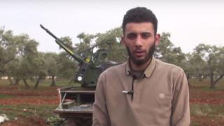 Сириец се похвали, че е свалил руския Су-25