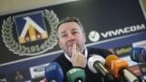 Славиша Стоянович: Ако всичко е наред, оставам в Левски до юни, не искам само да вегетирам в клуба