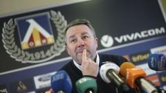 Какво направи Славиша Стоянович в Левски?