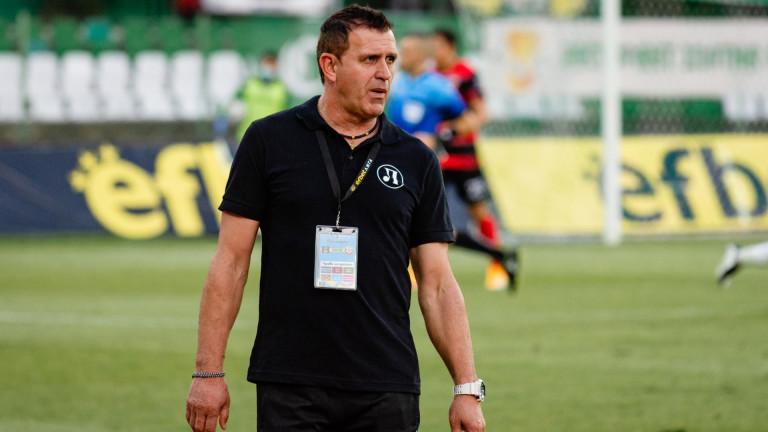 Бруно Акрапович: Монтана е непредвидим отбор