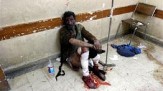 Самоубийствен атентат разтърси шиитска гробница в Багдад