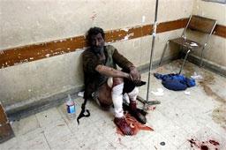 135 души загинаха в атентат на пазар в Багдад