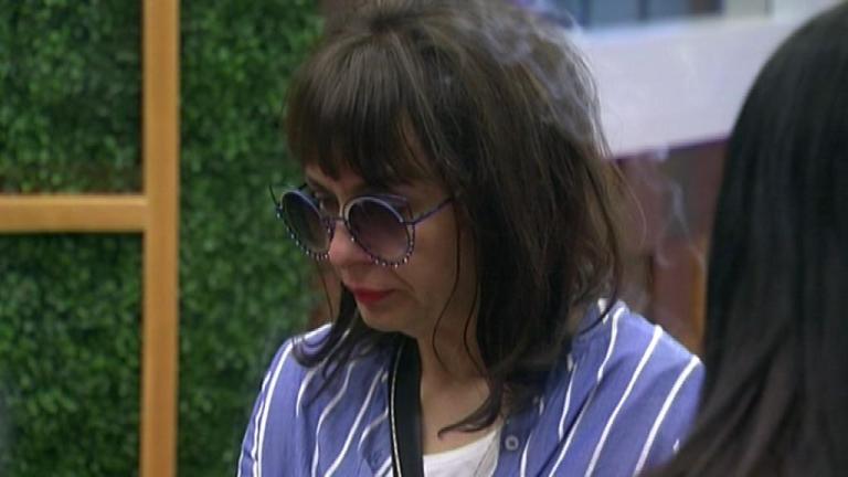 """""""Желязната лейди"""" Миглена Ангелова се разплака в Къщата"""