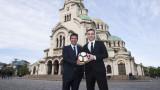 Печелил Шампионската лига и Купата на УЕФА се включва в шоуто на Димитър Бербатов и Луиш Фиго