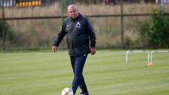 Левски взима Даске за защитата си