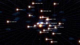 Google направи карта на Млечния път (ВИДЕО)