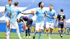 Лацио победи Дженоа с 4:3