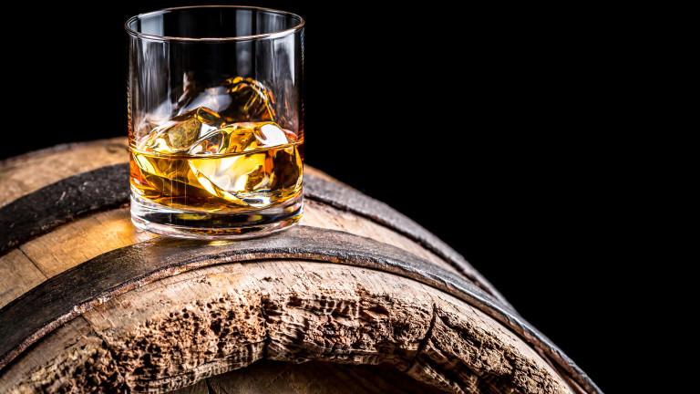 Шотландските производители на уиски печелят от нещо, което не желаят