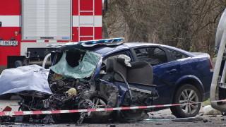 Пловдив е начело по брой катастрофи и жертви на пътя
