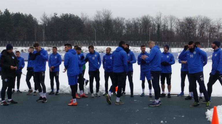 Арда потегли към Анталия с 26 футболисти