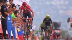 Крис Фрум с първа етапна победа в голяма обиколка за 2017-а