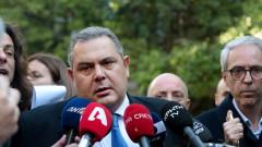 Ципрас иска вот на доверие, Каменос няма да го подкрепи