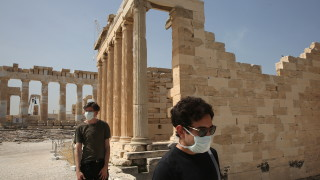Въпреки отворените граници, туристите в Гърция са с 80% по-малко