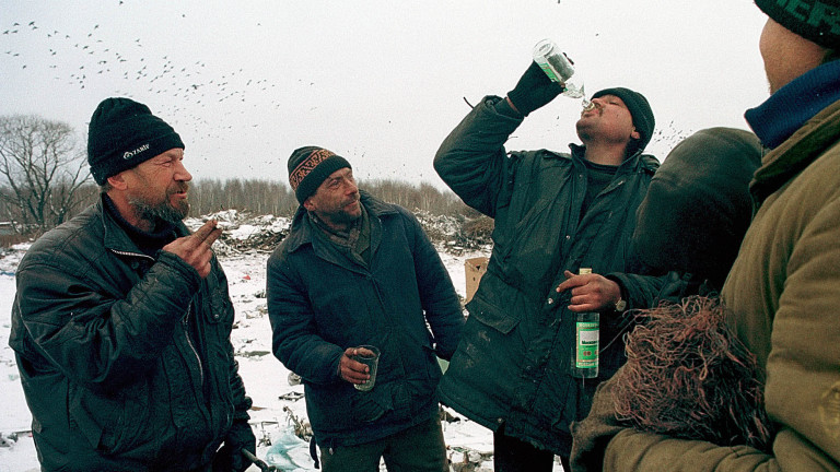 Консумацията на алкохол в Русия намаляла с над 40 процента от 2003-а