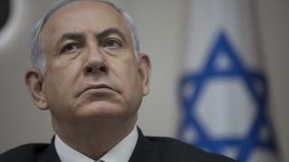 Съюзник на Нетаняху сравни разследването срещу него с убийството на Ицхак Рабин