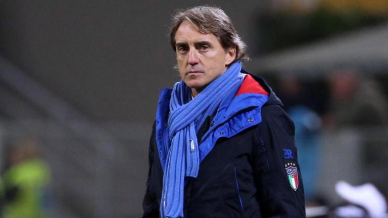 Манчини: Не бързайте да отписвате Юве от Шампионската лига