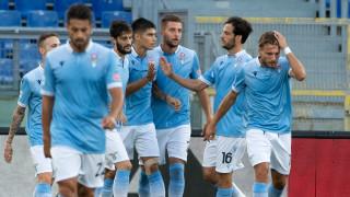 Утре става ясно дали Лацио ще поиска отлагане на мача с Торино