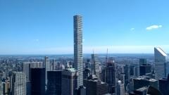 Луксозен апартамент на върха на небостъргач в Ню Йорк си търси купувач срещу $169 милиона