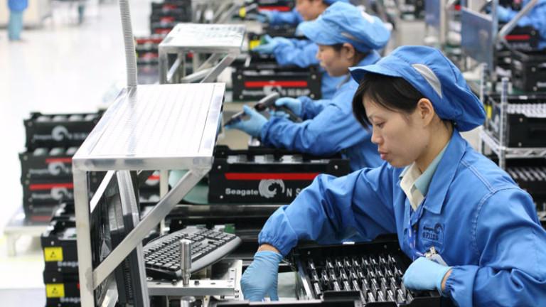 Китай вече има по-голям обезпечен корпоративен дълг от всички останали развиващи се пазари