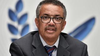 Шефът на СЗО: Ваксината няма да е достатъчна за преборване на пандемията