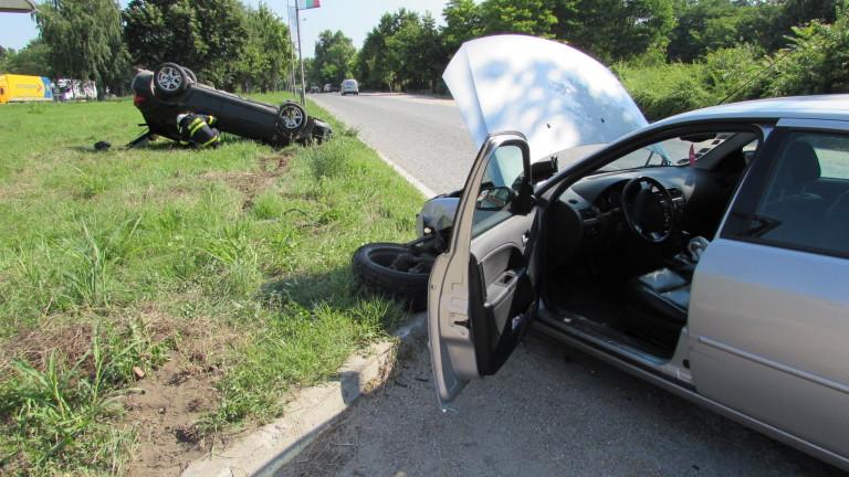 40-годишна жена загина след челен сблъсък на път край Ловеч