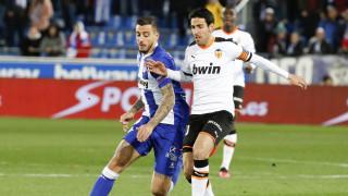 Алавес и Валенсия си поделиха точките в първия мач от 27-ия кръг на Примера Дивисион