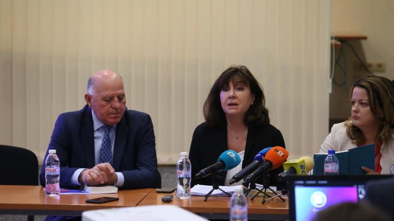 И магистрати от ВСС чули закани и заплахи от трибуната на Народното събрание