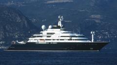 Най-скъпата яхта в света е собственост на Роман Абрамович