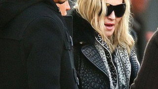 Мадона разплакала приятеля си Хесус Луз