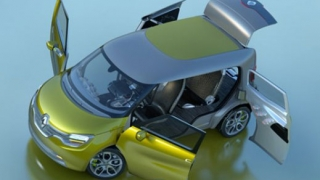 Българин проектира дизайна на Renault Frendzy