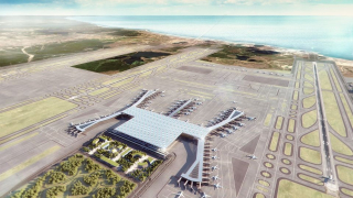 Съседка на България строи най-голямото летище в света