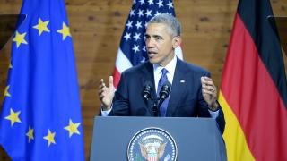 САЩ и светът са зависими от силна и обединена Европа, обяви Обама в Хановер