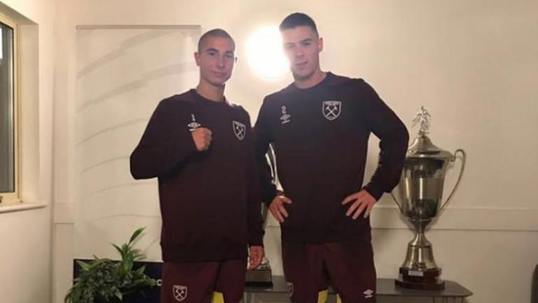 Димитър Тонев и Благовест Данчев ще изкарат едноседмичен тренировъчен лагер