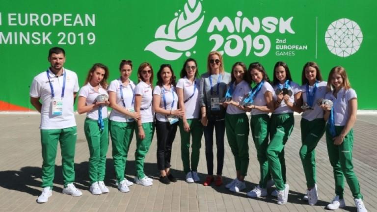 Много интересна и наситена е програмата на българските спортисти на