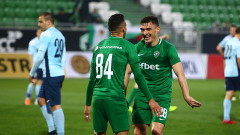 Лудогорец - Дунав (Русе) 1:0, гол на Марселиньо!
