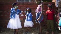 11 110 починaли от коронавирус в Африка, 466 170  заразени