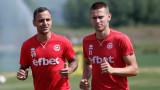 Андон Гущеров ще може да играе в петък срещу ЦСКА