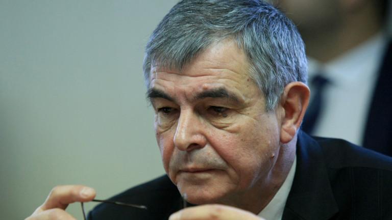 Бившият кмет на София - Стефан Софиянски, който е един